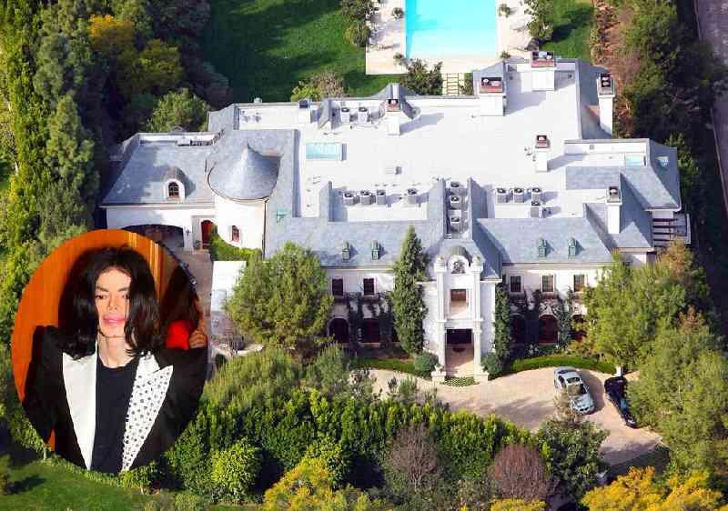 Casa Michael Jackson