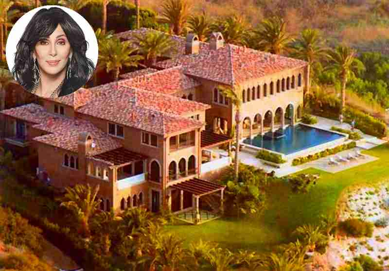 Cher house