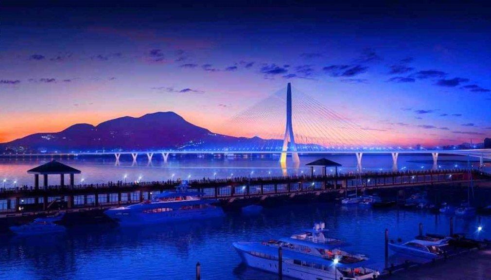 Danjiang-Bridge