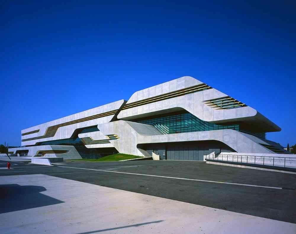 Edificio Pierres Vives