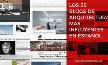 Los 35 blogs de arquitectura mas influyentes en español