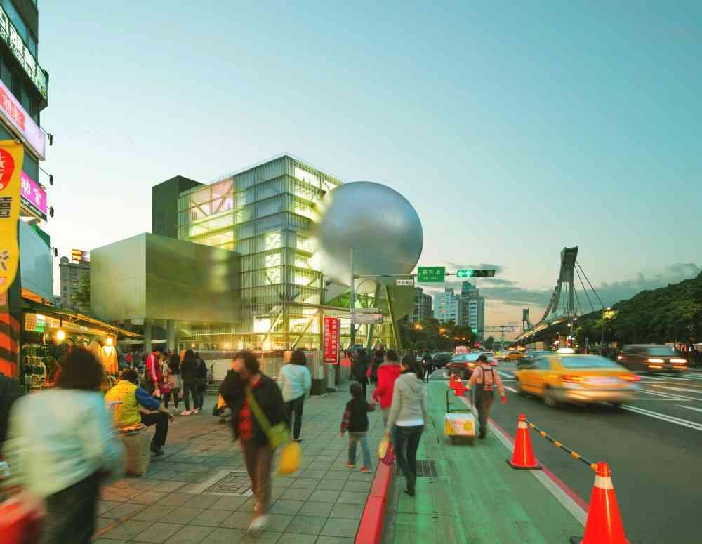 OMAs Taipei Performing Arts Center