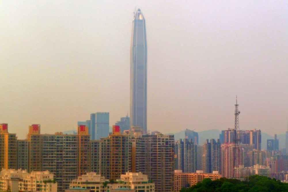 Ping An Finacial Center