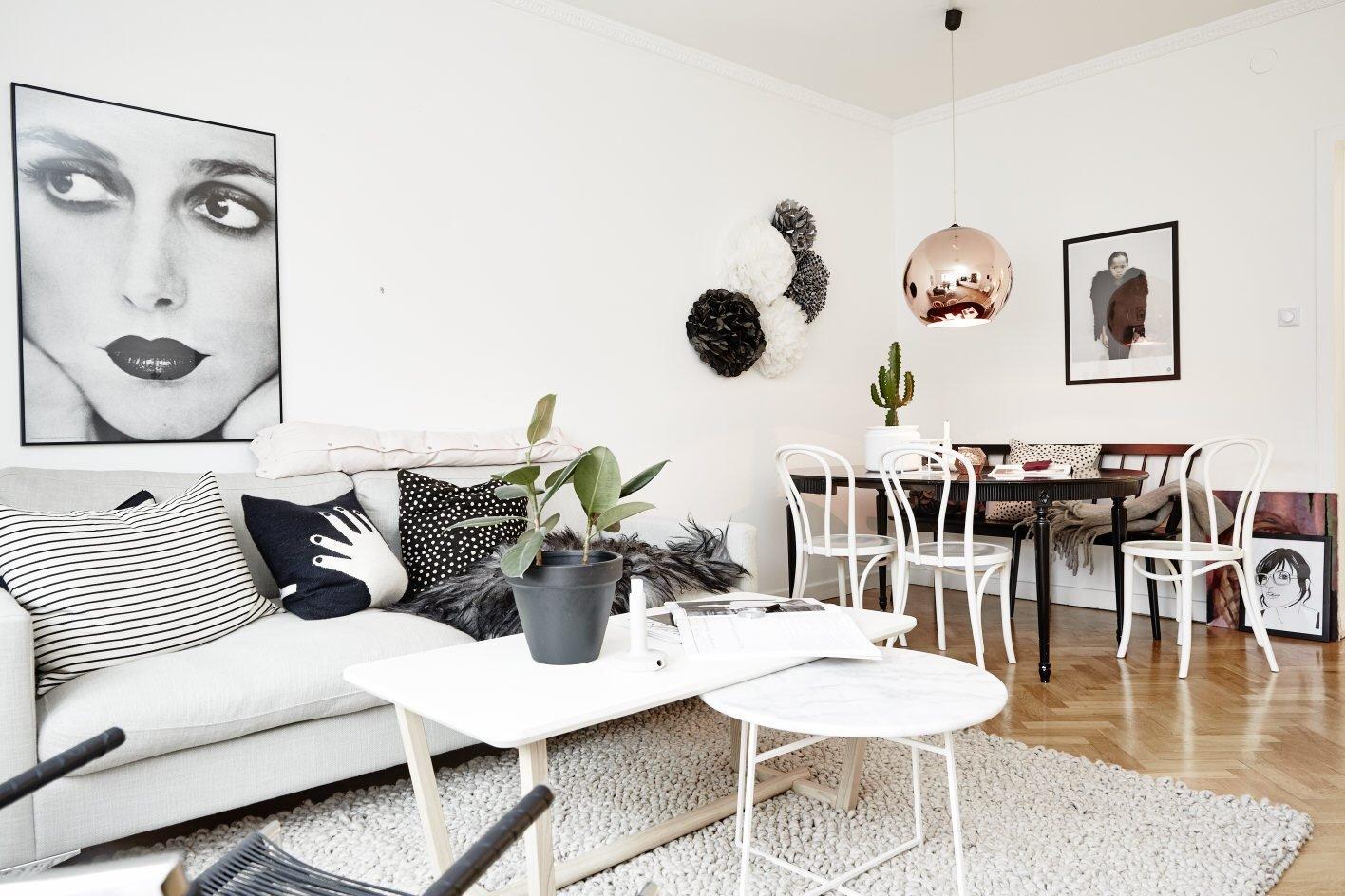 reforma piso leon - salon
