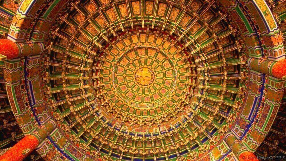 Sala de oración por las buenas cosechas, templo del cielo, Pekín