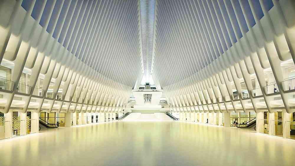 World Trade Center Transportation Hub ny