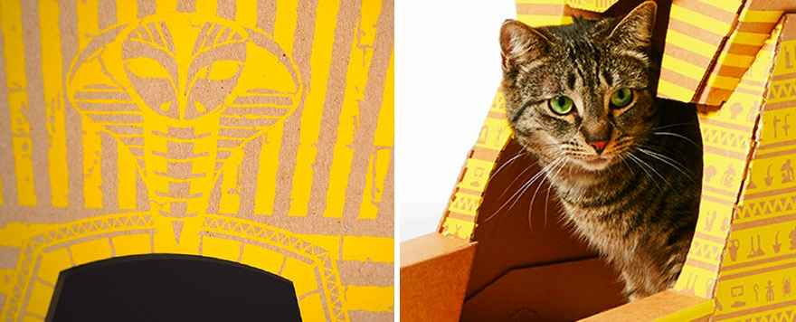 cardboard-cat-houses-templo-egipcio