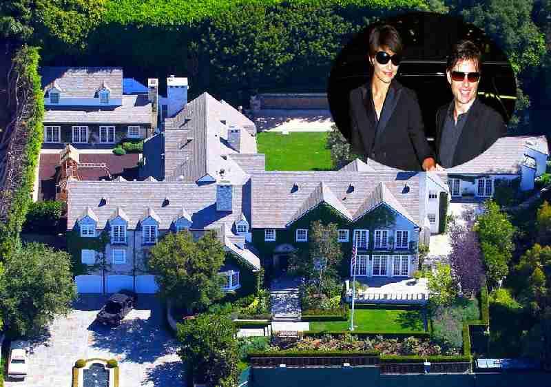 casa Tom Cruise