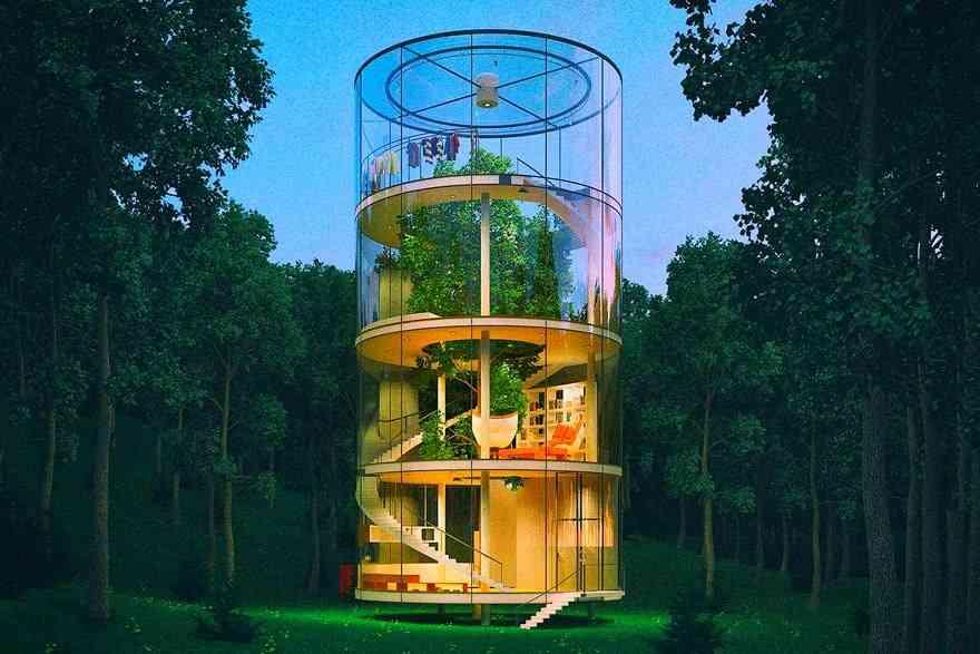 casa-cilindro-en-arbol