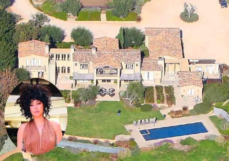 casa lady Gaga