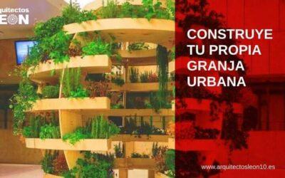 Construye tu propia granja urbana [incluye manual de montaje, archivo de corte y .dxf]