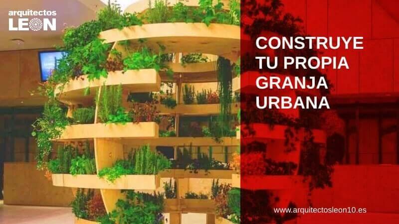 construye tu propia granja urbana