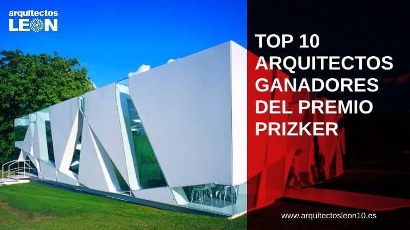 Top 10 arquitectos ganadores del Premio Prizker