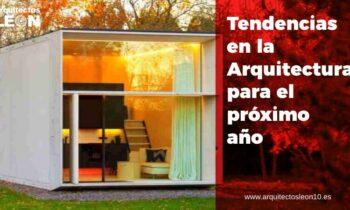 Tendencias en la Arquitectura